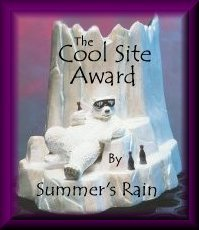 Cool Summer's Rain Award