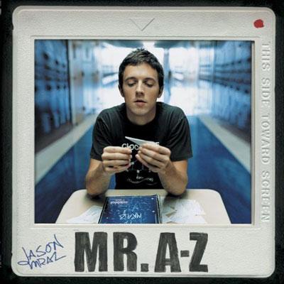 Jason Mraz - Mr, A-Z a review
